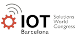 Logo de IOT World Congress Barcelona