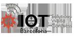 Logo de IOT World Congress Barcelona